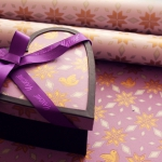 caja corazon sola