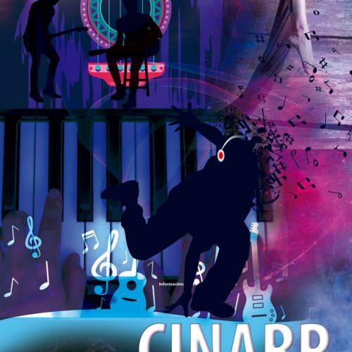 Cartel publicidad CINARP